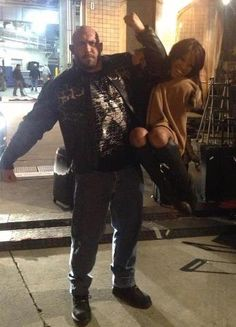 Ryback and Alicia Fox l WWE