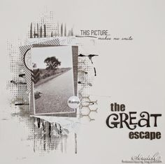 THE GREAT ESCAPE - DT LINDA