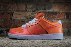 """Image of Nike SB Dunk Low Pro """"Fire & Ice"""""""