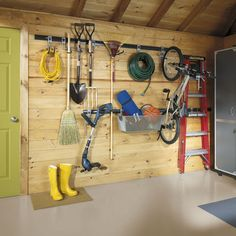 1000 images about garage on pinterest dream garage cordless tools and garage storage. Black Bedroom Furniture Sets. Home Design Ideas