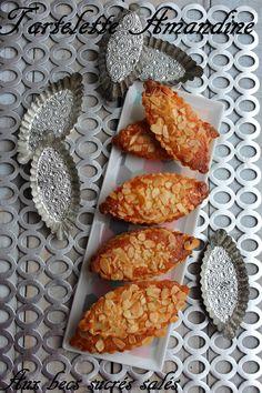 _________________________________________________________ Allez, on poursuit avec une autre recette de tartelette ! Je ne sais pas... Biscuits, Tea Time, Sweets, Cookies, Muffins, Food, French Recipes, Salads, Sweet Recipes