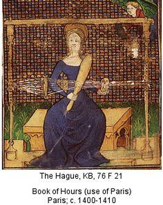 The Hague, KB, 76 F 21  Book of Hours (use of Paris)  Paris; c. 1400-1410