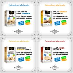 Os biscoitos Seu Divino Zero Açúcar são saborosos, sem glúten, sem leite e lactose! Leves e de qualidade, surpreendem a cada mordida! Compre online e receba em casa!   Acesse: https://www.emporioecco.com.br/seu-divino