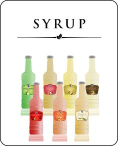 Syrup 750gr