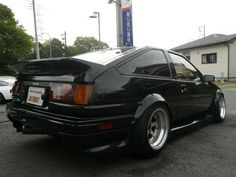 AE86 on SSR Longchamp XR4