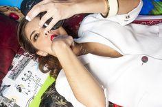 #editorial #makeup #photoshoot  Fotografía: Diego Maroto Modelo: Natalia Rechy