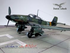 Academy 1:72 JU 87G http://www.britmodeller.com/forums/index.php?/topic/234938305-172-junkers-ju-87g-from-academyaireseduard-and-etc/