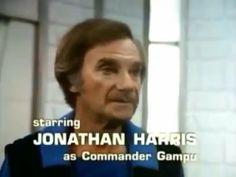 Jonathan Harris as Commander Gampu on 'Space Academy' (1977)