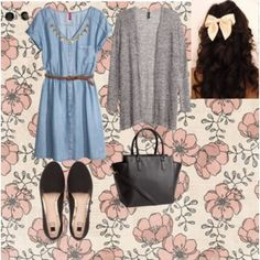 Simple day Outfit September Outfits, Outfit Of The Day, Autumn Fashion, Summer Dresses, Simple, Today's Outfit, Fall Fashion, Summer Sundresses, Summer Clothing