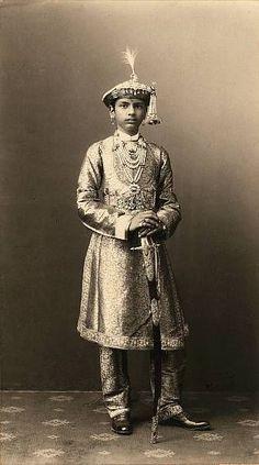 maharaja of hatwa By Rohit Sonkiya