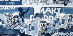 Denim Art by Ian Berry. Amazing.