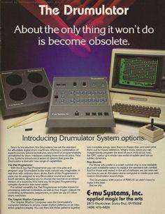 E-mu Systems Drumulator