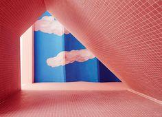 Vivir en un sueño: una casa llena de colores y formas #hogarhabitissimo