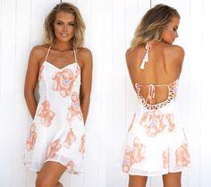 Pretty little summertime dress! Shop our beautiful Spread Like Fire Dress now! http://amaroso.co/a/1PKba6GI