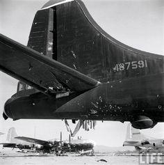B-29 Superfortress. China Lake?
