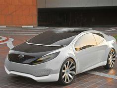 Kia Ray Concept (2012)