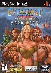 EQOA Frontiers .. Loved this game!