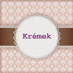 fromJuci: Krémek