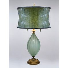 kinzig design ava table lamp 80k83 artistic artisan designer blown glass table lamps artisan blown glass lamps