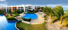 The #pool at #SecretsAuraCozumel in #Mexico. #SecretsResorts