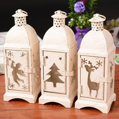moroccan retro hanging white candlestick pretty pattern candle holder for outdoor indoor decoration sconce candle lantern