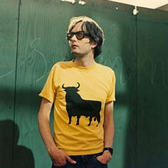 As Worn By Jarvis Cocker t shirt - Spanish Bull | As Worn By Tees | Brands |  from 8Ball.co.uk