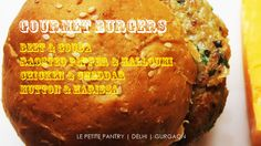 Gourmet Burgers - Right at your doorstep. Order online at lepetitepantry.com