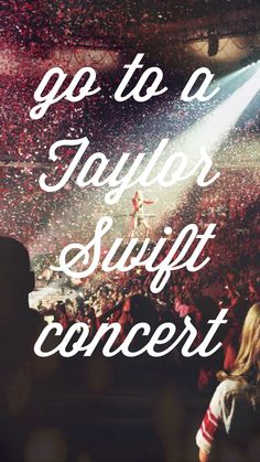 will be doing on August 30th!!!!!!:D I am so super excited! 30 days before the concert I will start posting countdown pics like taylor did when she was realsing red! also will post pics maybe video of my concert! cant wait to see tay and ed!