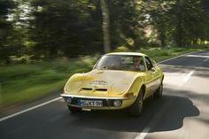Hamburg-Berlin- Klassik 2015 -  source opel-media de - Au volant: PDG Opel Groupe Dr. Karl-Thomas Neumann