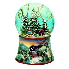 Carillon sfera con slitta