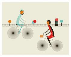 bike, bike and more bike