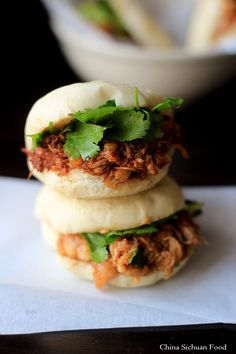Chinese hamburger pork belly buns recipe pork belly hamburgers chinese hamburger pork belly buns forumfinder Image collections
