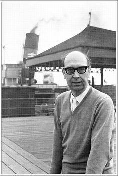 Philip Larkin in beautiful Hull. Miserable and very un-PC he belonged in Hull Hull England, England Uk, Philip Larkin, Modern Poetry, Poetry Magazine, Kingston Upon Hull, Still I Rise, Hull City, East Yorkshire