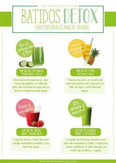 -# Batidos detox Más You are in the right place about detox juice keto Here we offer you the most beautiful pictures about the daily detox juice you are looking for. When you examine the # Batidos detox Smoothies Detox, Detox Diet Drinks, Detox Juice Recipes, Juice Smoothie, Healthy Smoothies, Healthy Drinks, Detox Juices, Juice Cleanse, Cleanse Recipes