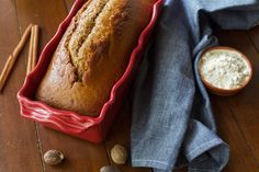 Pain d'Espices or Spice Bread - a flavourful quickbread which can be served at tea time, as well as a dessert to crown the Christmas season!