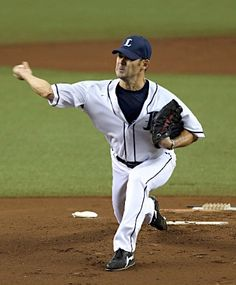 Micheal Nakamura tosses 4 stellar innings of 1-run ball for Lions,  scattering only 3 singles in his first start in about 10 years to help Lions sweep past Marines at Seibu Dome on Sunday, September 2, 2012.