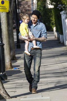 El señor Beckham