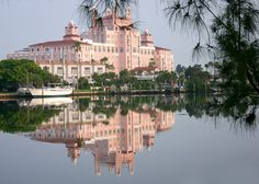 Picture of St Petersburg Beach - Don CeSar Beach Resort and Spa, St Petersburg, Florida | PlanetWare