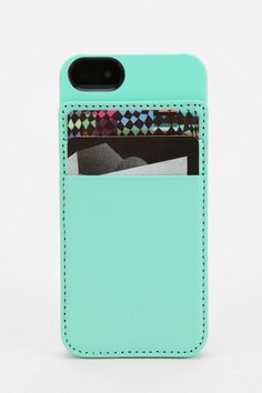 BOOSTCASE iPhone 5 Wallet Case #urbanoutfitters