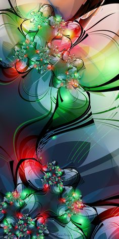 -NeonSymphony- by silwenka.deviantart.com on @deviantART