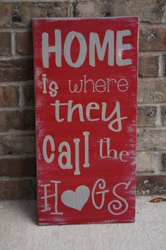 Officially Licensed University of Arkansas Rustic by krazydaizy, $43.00