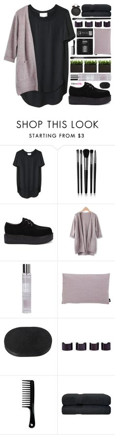 """Newchic : 01"" by cinnamon-and-cocoa ❤ liked on Polyvore featuring 3.1 Phillip Lim, Illamasqua, Laura Ashley, HAY and Maison Margiela"