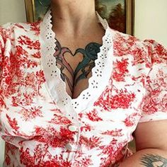 Chez Perrine (@chez_perrine) • Photos et vidéos Instagram Floral Tops, Ink, Interior, Photos, How To Wear, Instagram, Women, Fashion, Moda