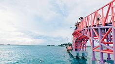 Liburan ke Pulau Tidung Tanpa Agen Tour #PulauTidung #thousandIsland #Jakarta #indonesia #travel