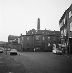 Decorafdeling, Kampstraat Hilversum