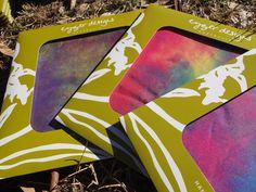 Image of Opal - Habotai Silk Scarf. Packaging design by Sketch Creative Scarf Packaging, Packaging Design, Packaging Ideas, Stall Display, Display Ideas, Fabric Envelope, Cardboard Packaging, Art Store, Hand Painted