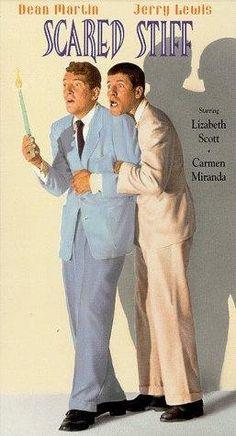 8. Scared Stiff (1953)