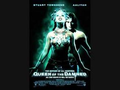 Queen Of The Damned - Track 4 | Deftones - Change ( I ADORE this song)