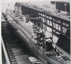 U-35 damaged after being rammed by the Graf Spree