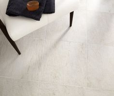 Roches White Floor | Topps Tiles
